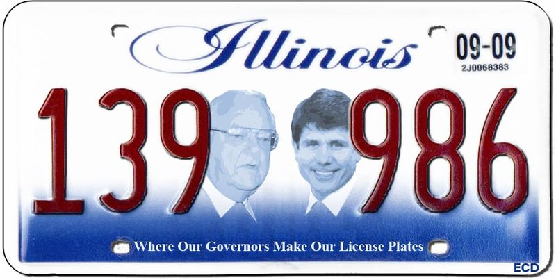 New IL plate