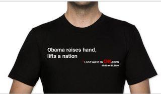 CNN t-shirt