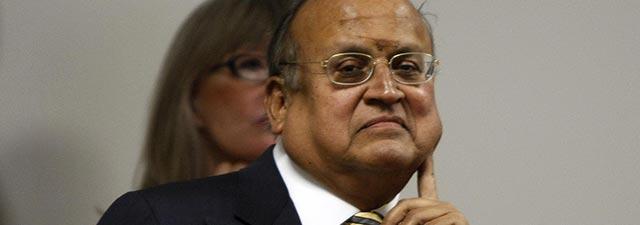 Niranjan Shah: resignation and disgrace? - Illinois Review