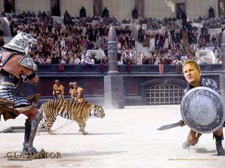 Tom Cross Gladiator