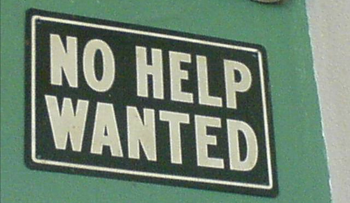 No_help_wanted