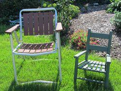Chair bahr