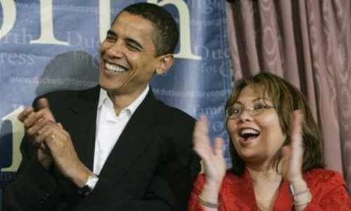 Duckworth obama