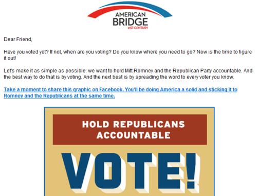 Bridge ad