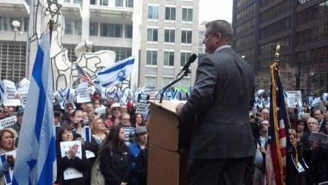 Rutherford Pro Israel