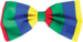 51772-Red-Green-Blue-and-Yellow-Clown-Bow-Tie-large