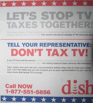 Dish tv ad