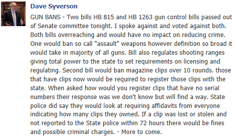 Syverson gun quote