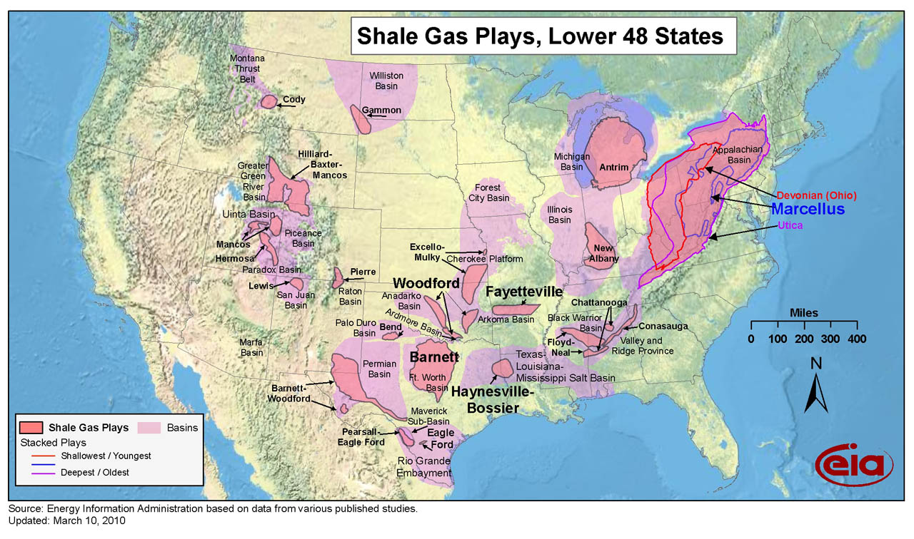 Illinois To Face Debate Over Fracking Regulations Illinois Review - Us fracking map