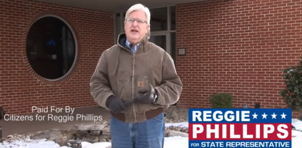 f08e94c5 110th House District: GOP Candidate Reginald Phillips - Illinois Review