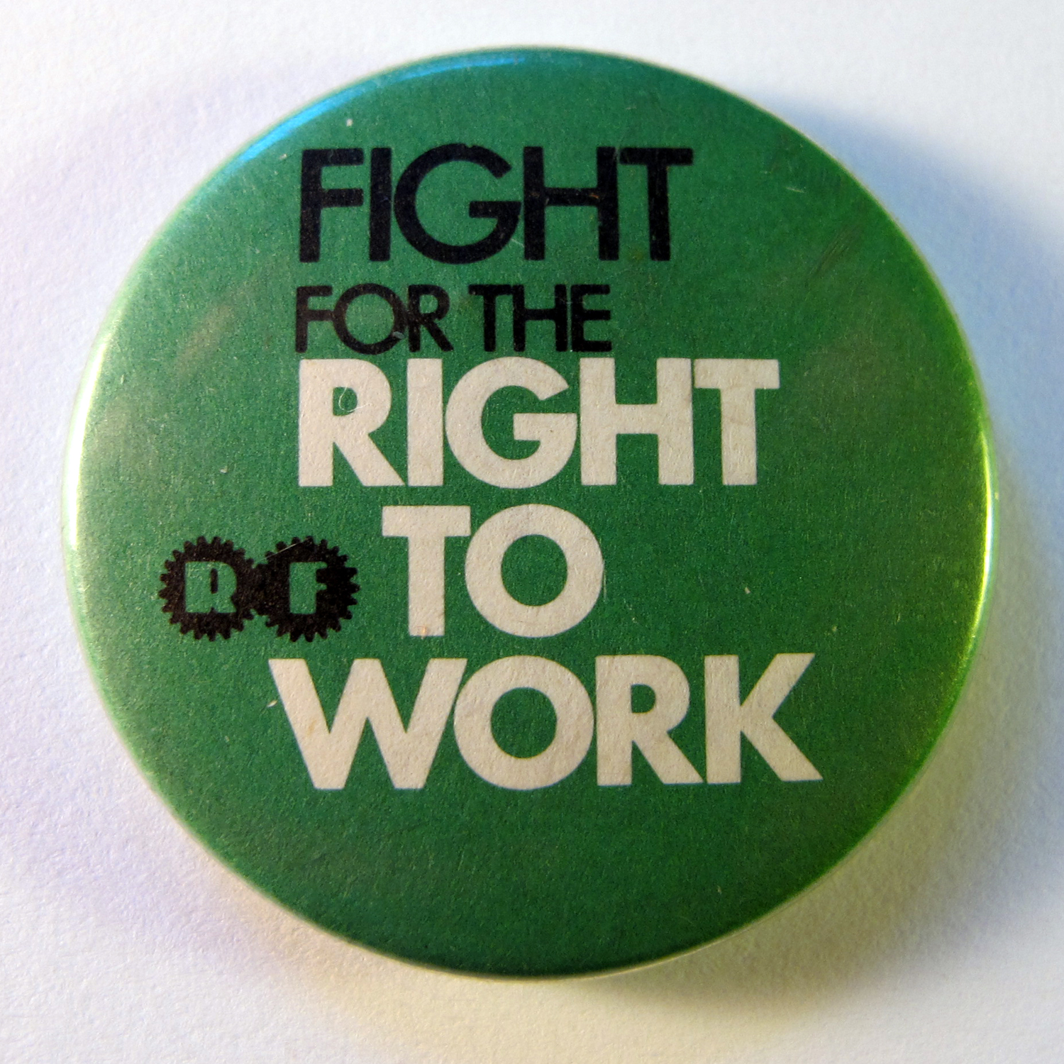 short essay on right to work