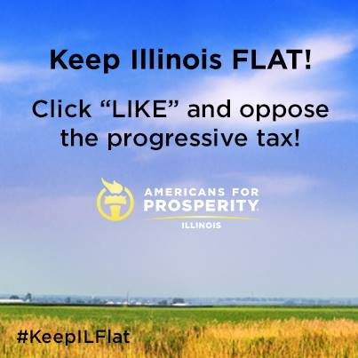 Illinois Review: AMERICANS FOR PROSPERITY ILLINOIS KEY IN DEFEATING THREE TAX HIKE MEASURES