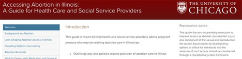 Uchicago-abortionguide.screenshot