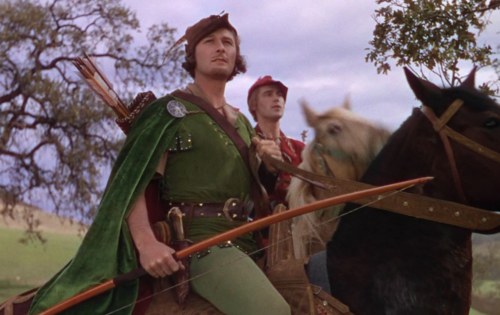 Errol flynn the adventures of robin hood 3