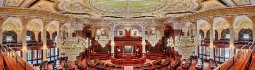 House of Representatives Pano