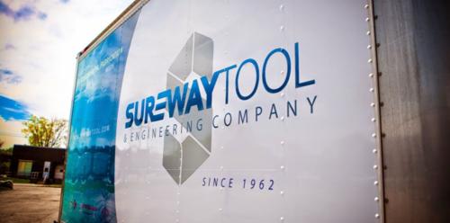 Sureway-Box-Truck-Graphic