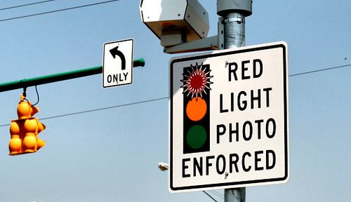 Red-light-photo-enforced