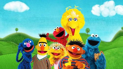 Sesame-Street-characters