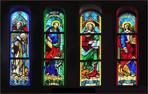 Stained_Glass_Windows_at_Gwanack_Catholic_Church