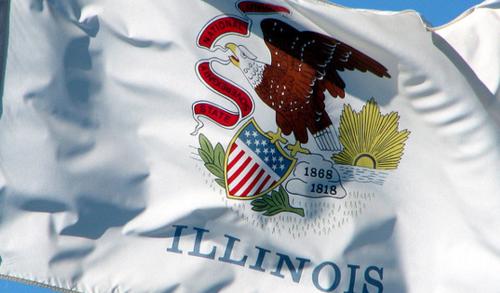Illinois-flag
