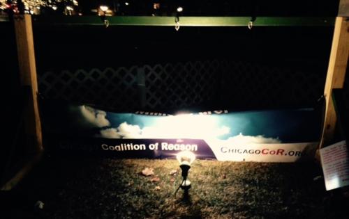 ChicagoCoR banner damage