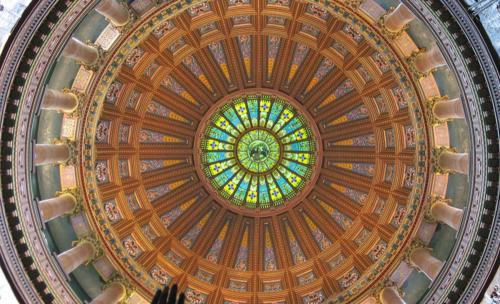 Illinois_Capitol_Rotunda