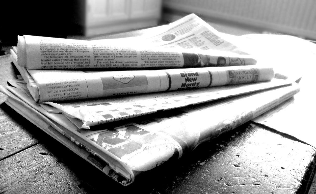 Print newspaper sales continue to plummet Illinois Review – Newspaper