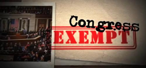 Exempt-congress