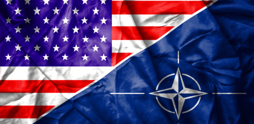US-NATO-flags