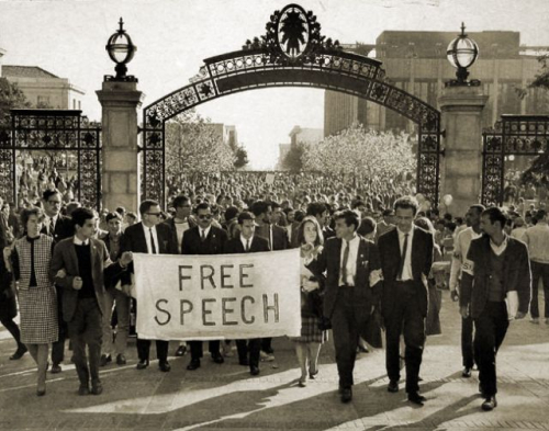 Free speech picture