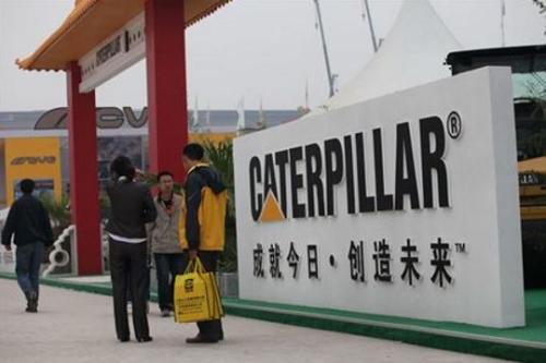 Caterpillar_china