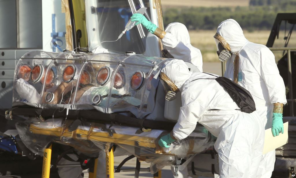 Di Leo: The Ebola Epidemic and the American Election
