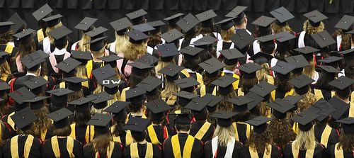 College-graduation-ceremony