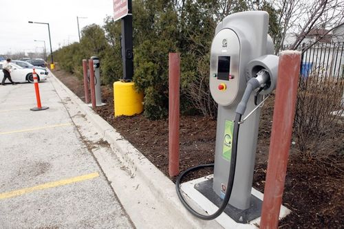 Chicago-car-charging