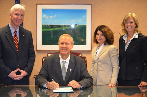 COD Bill Signing