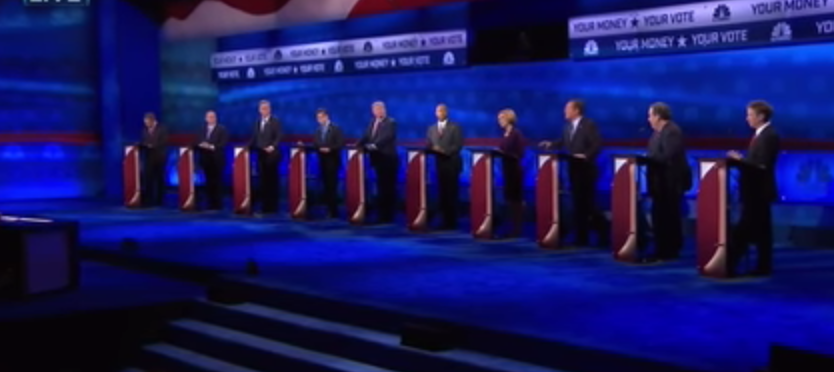 They were so bad, even Think Progress is dissing CNBC debate