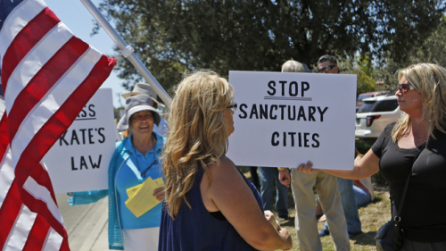 Stop Sanctuary Cities Latino