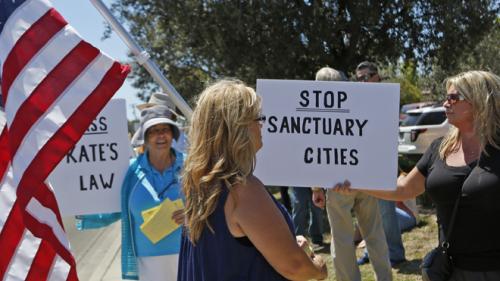 Stop Sanctuary Cities Latino