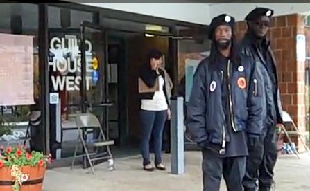 Black Panther Philadelphia