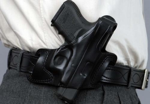 Gun-holster