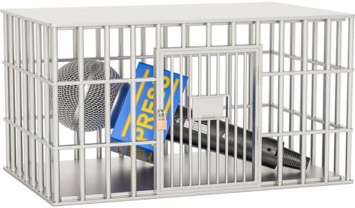 CagedPress
