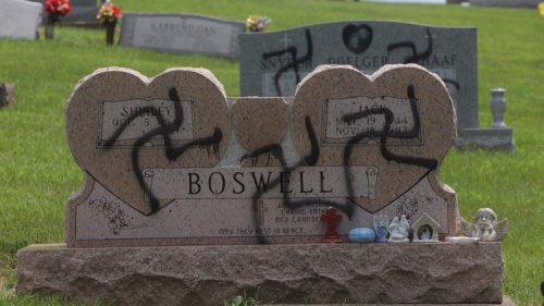 Ct-illinois-graves-swastikas-charges-20180530-001