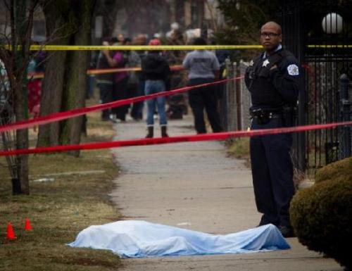 Chicago-murder-scene