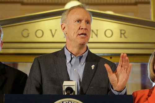 Bruce-rauner-illinois-chicago-education-funding-reform