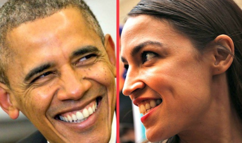 Barack-obama-Alexandria-Ocasio-Cortez-Getty